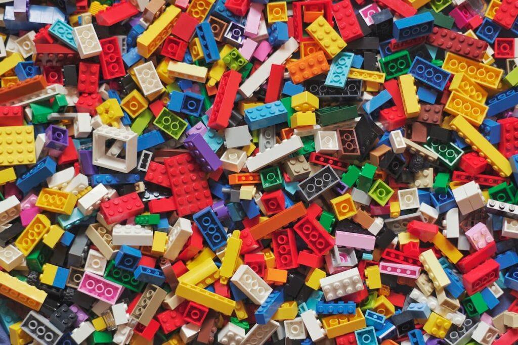 LEGO Blocks 1200x800