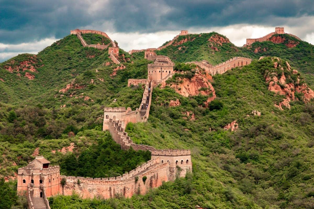 Great Wall of China 1200x800